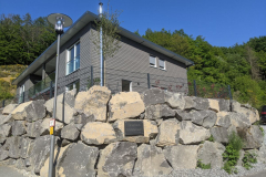 Ferienhaus Schieferterrasse