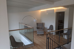 Galerie Lesebereich